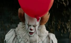 pennywise the clown from it