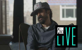 Complex Live Damian Marley