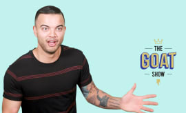 Guy Sebastian Reveals He Was Dissed by Will Ferrell: The GOAT Show