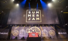 Atmosphere at the 2016 Hot 97 Summer Jam