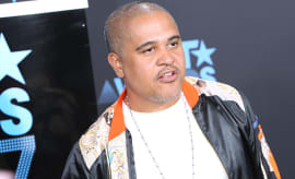 This is a photo of Irv Gotti.