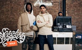 Sneaker Shopping with Joey Badass