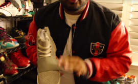 Sneakerhead Hilariously Copied DJ Khaled and Showed His Sneaker Collection