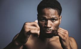 Shawn Porter Portrait Showtime 1