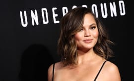 This is a photo of Chrissy Teigen