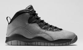 Air Jordan 10 X Cool Grey 2018 Release Date 310805-022