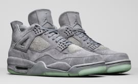 Air Jordan 4 Retro Kaws Sole Collector Release Date Roundup
