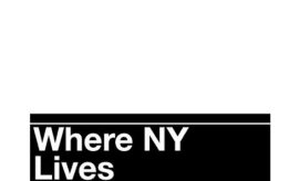 "This is Public School and New Era's ""Where NY Lives"" motto."