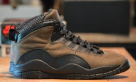 Air Jordan 10 X Dark Shadow 2018 Release Date 310805-002