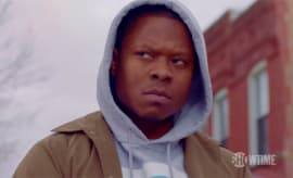 Jason Mitchell in 'The Chi'