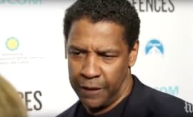 Denzel gives some truth.