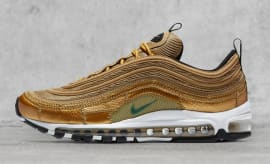 Nike Air Max 97 aq0655-700 Cristiano Ronaldo Gold Patch