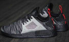 Adidas NMD_XR1 Black Red Finish Line Exclusive Release Date