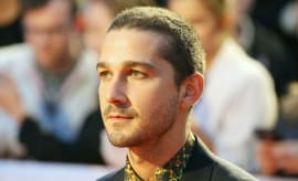 Shia LaBeouf at TIFF 2017