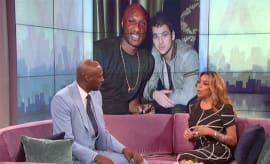lamar odom on wendy williams