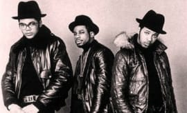 This is Run-DMC from WikiCommons.