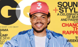 Chance on the GQ pages