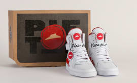 Pizza Hut Sneakers Box