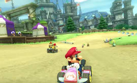 Mario Kart coming to the Switch