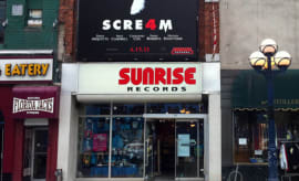 Sunrise Records Replace 70 HMV Stores