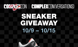 ComplexCon Black/Cement Giveaway