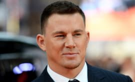 Channing Tatum attends the 'Kingsman: The Golden Circle' World Premiere.