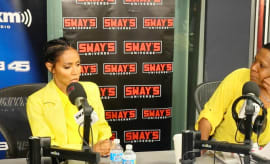 "Jada Pinkett Smith on ""Sway in the Morning"""