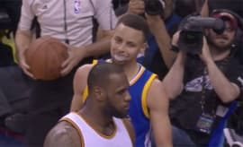 steph curry and lebron james nba finals