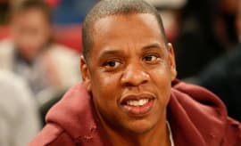 This is a photo of Jay Z.