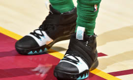 Nike Kyrie Irving Hybrid Celtics (Getty)