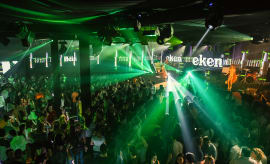Holland Heineken House – Dancefloor