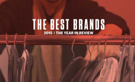 Best Men's Style Brands of 2015