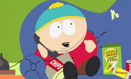 Cartman South Park