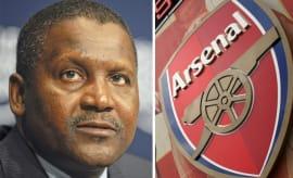 Dangote Arsenal