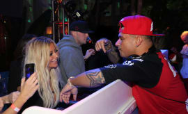 Pauley D and Aubrey O'Day have reportedly broken up.