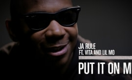 Ja Rule - Put It On Me