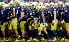 Notre Dame football team