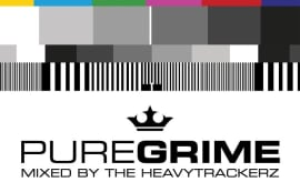 'Pure Grime' Mixed by The Heavytrackerz