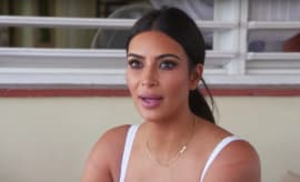 Kim Kardashian reveals her biggest fear on 'KUWTK.'