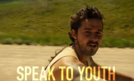 Shia LaBeouf appears in 'American Honey.'