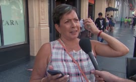 Kimmel hits the streets of Hollywood to pull an iPhone 7 prank.