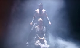 Amber Rose does some 'Game of Thrones' on 'DWTS.'