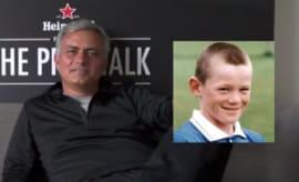 Jose Mourinho - Guess the Player