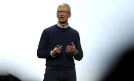 This is a photo of Tim Cook.