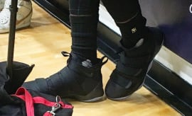 Nike LeBron Soldier 11 Triple Black