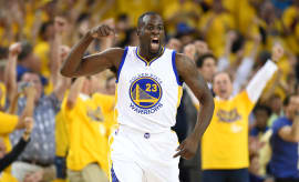 Draymond Green Game 7 NBA Finals 2016