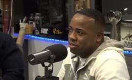 Yo Gotti Breakfast Club