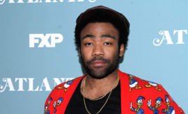 Donald Glover at 'Atlanta' FYC Screening