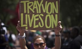 trayvon lives on