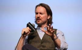Director Matt Reeves speak onstage during Deadline's The Contenders